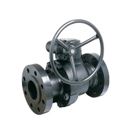 ball valve 2 piece design