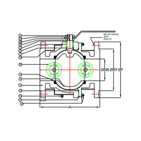 jacketed ball valve manufacturer