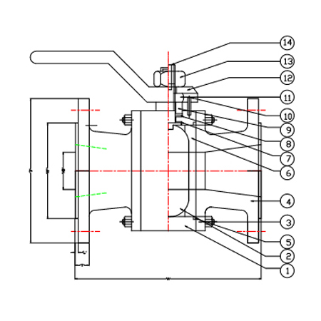 ball valve diagram manufacturers in india