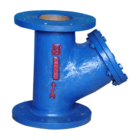 cast iron y type strainer in Ahmedabad