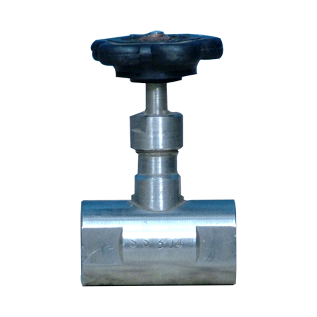 Needle Valves, Needle Control Valve manufacturers, suppliers and exporters in Ahmedabad
