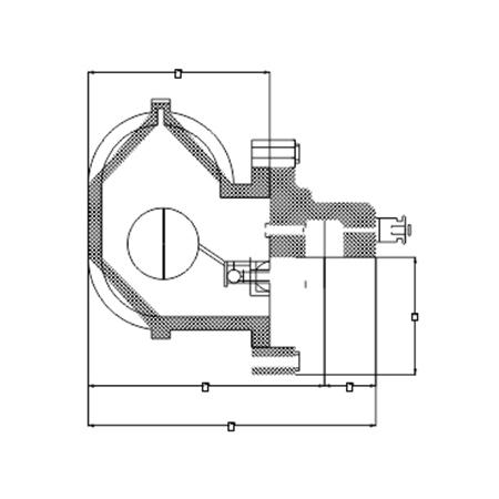 steam trap ball float type, Fire Safe Ball Valve