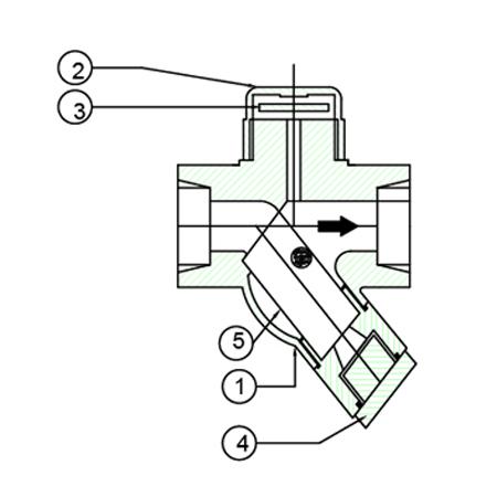 steam trap thermodynamic