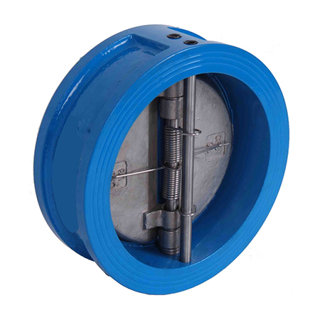 India's Best Exporter and Manufacturer of wafer check valve India