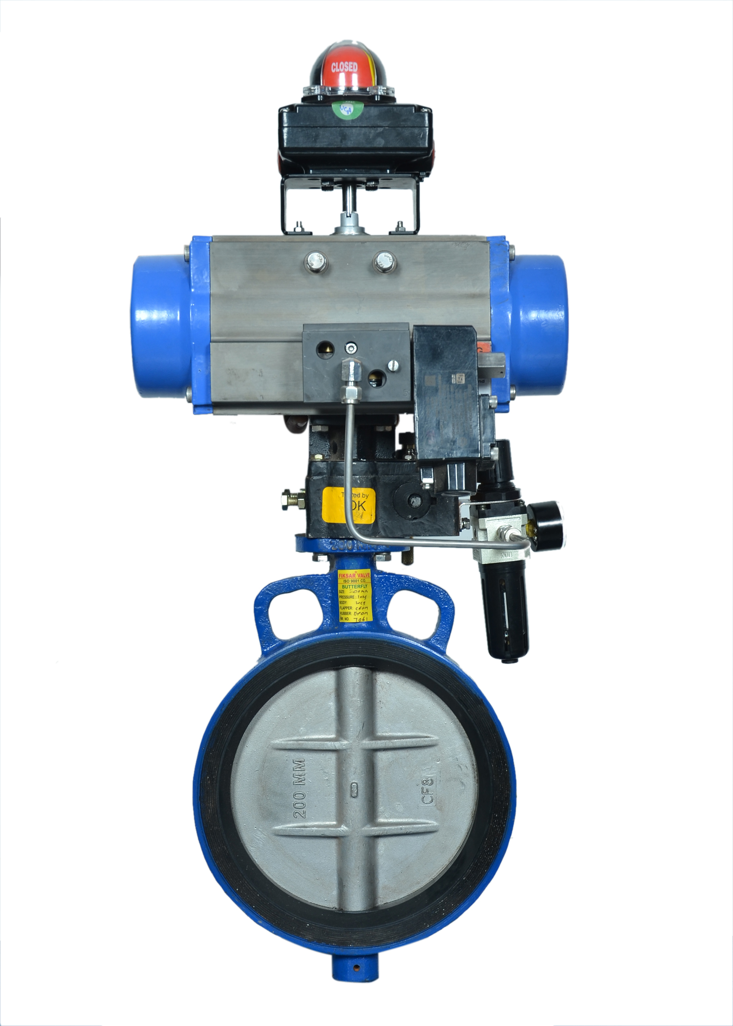Butterfly Valve 200mm, butterfly valve manufacturers in ahmedabad