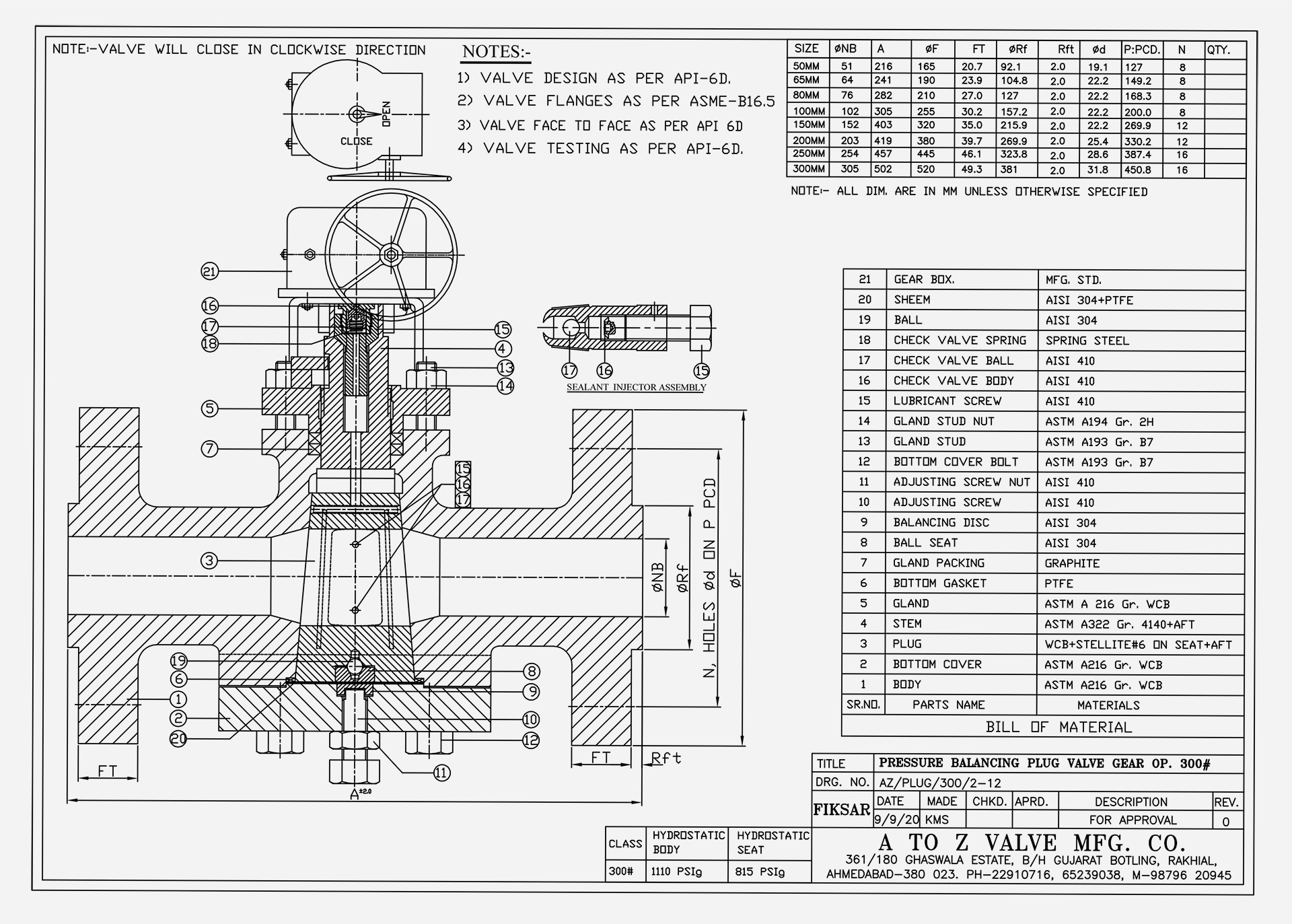 Leading Manufacturer of Plug Valve BS 5353 in gujarat